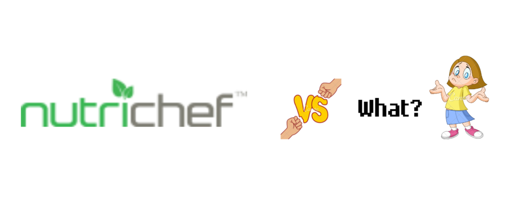 Nutrichef Air Fryer Comparisons