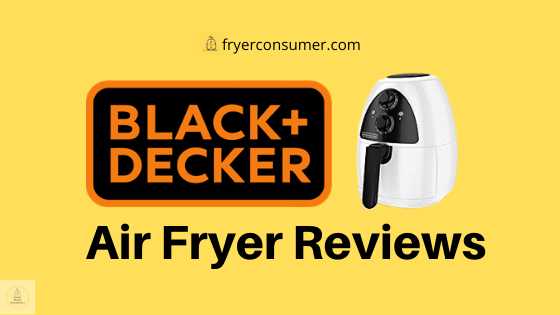 black and decker air fryer reveiws