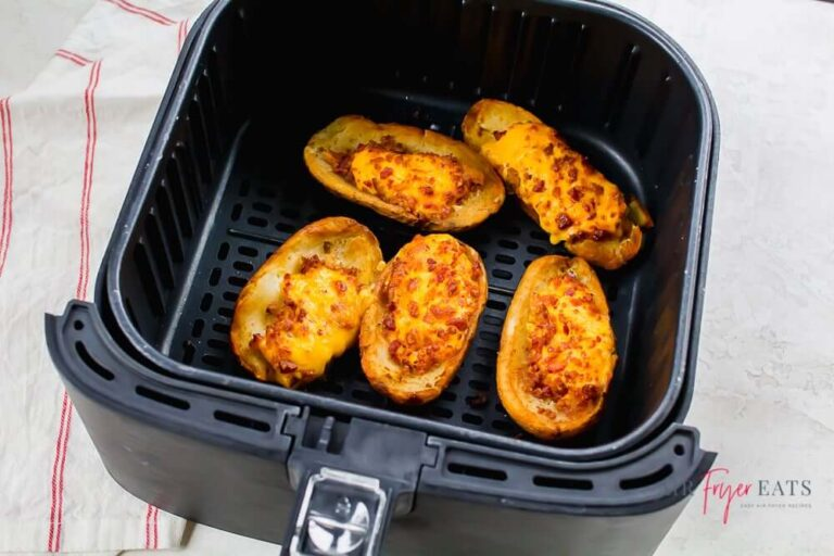 air fryer frozen potato skins