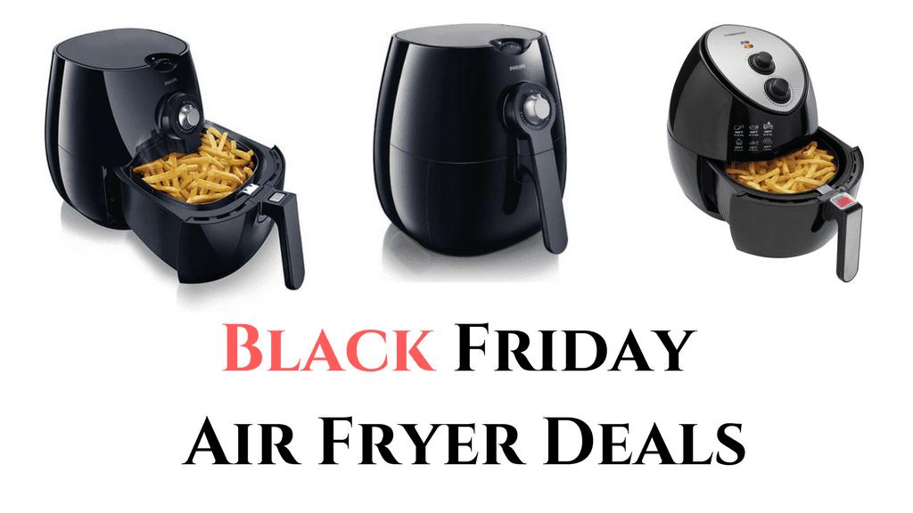 air fryer black Friday deals