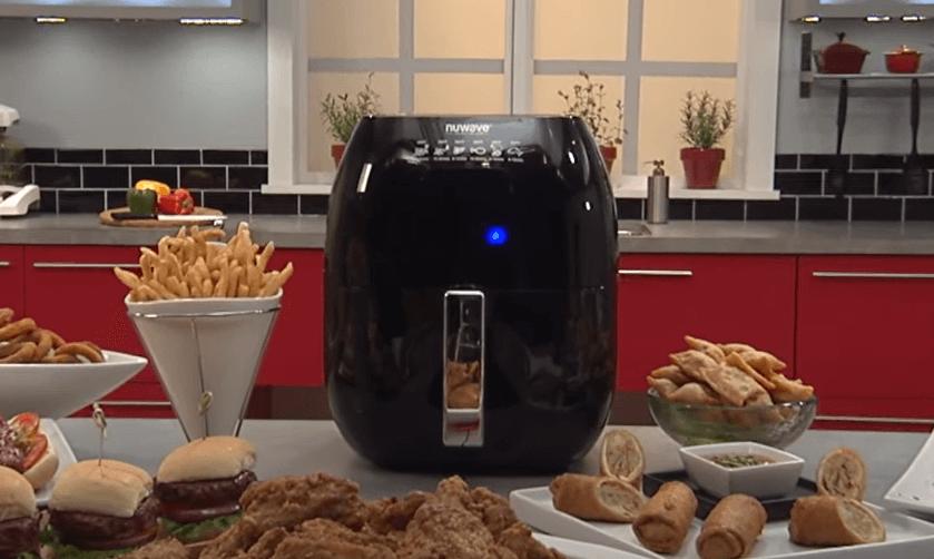 NUWAVE BRIO 3-Quart Digital Air Fryer